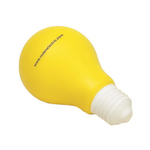 Light Bulb Shaped Stress Reliever