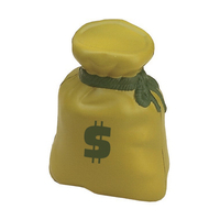 Money Bag Shaped Stress Reliever