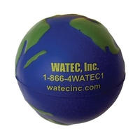 Globe Shaped Stress Reliever