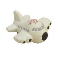 Airplane Shaped Stress Reliever