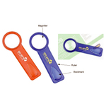 Magnifier with Ruler and Bookmark