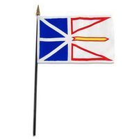 Newfoundland Canada Flag