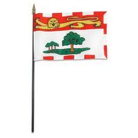 Prince Edward Island Canada Flag