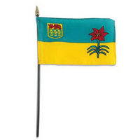 Saskatchewan Canada Flag