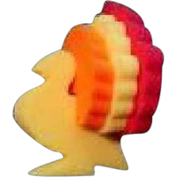 4-Piece Foam Turkey