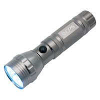 15 LED flashlight and compass