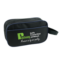 Cosmetic bag 600D/PVC