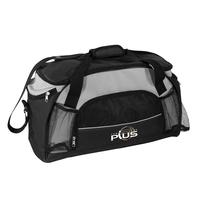 Two tone sport bag 600D polyester/PVC