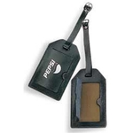 Concord Leather Luggage Tag