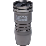 16 oz. Black Chrome Retro Tumbler