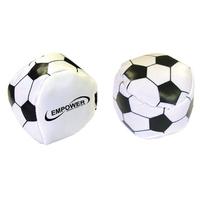 "Miniature Soccer Kickballs 2"" - E670"