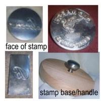 Ashtray Sand Stamper