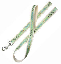 Woven Organic Pet Leash