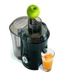 Big mouth black juice extractor