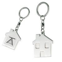 House Shape Keychain