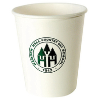 All Purpose 8 Ounce Hot Cold Paper Cup