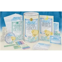 Baby Time Capsule - Shower and Birth Gift Set