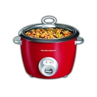 Red rice cooker