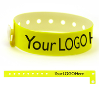 Vinyl Regular Stock Color Wristband