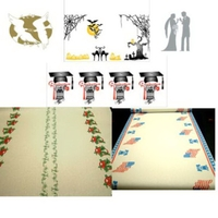 Paper Table Covering Rolls - Holidays