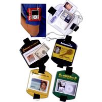 Elastic Arm Band ID Holder / MP3 Holder