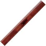 """Rosewood 12"""" ruler"""
