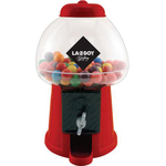 "8"" desktop gumball coin bank"
