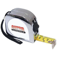 18' Tape measure with lock