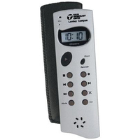 Die-cast 120-second digital recorder and reminder