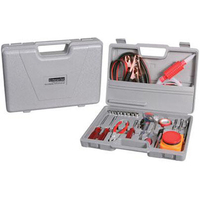 42-piece auto emergency travel kit