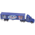 1/87 scale long nose tractor trailer
