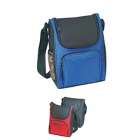 Deluxe Insulated Poly Lunch Bag