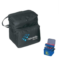 Deluxe Poly Cooler w/ Lunch Bag
