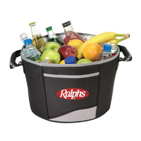Deluxe tub cooler