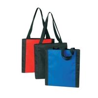 Poly Tote Bag w/ Heavy Vinyl Backing