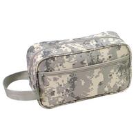 Digital Camo Travel Kit Bag