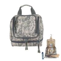 Digital Camo Hanging Travel Bag
