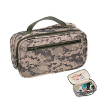 Polyester Digital Camo Travel Kit Bag