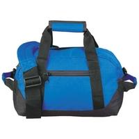 Two Tone Duffel Bag (Rectangular)