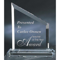 Large Crystal Peak Award