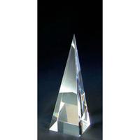 Small Crystal Pyramid Tower Award