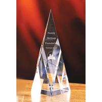 Small Crystal Apex Award