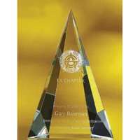 Medium Crystal Peak Award