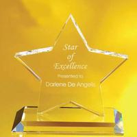 Small Crystal Starlight Award