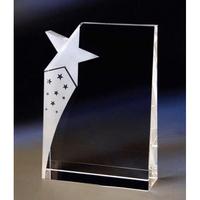 Crystal Stardust Wedge Award