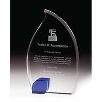 Crystal Blue Flame Award