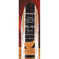 Large Crystal Cylinder Award