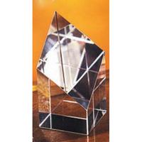 Small Crystal Straight Diamond Award
