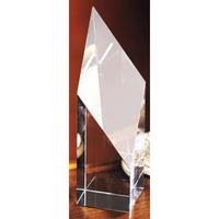 Crystal Straight Diamond Award