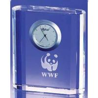 Crystal Merit Clock